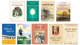 """Những cuốn sách đưa bạn đọc vào hành trình """"theo chân Bác"""""""