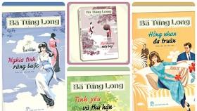 Ra mắt 6 tác phẩm chưa từng in sách của nhà văn Bà Tùng Long