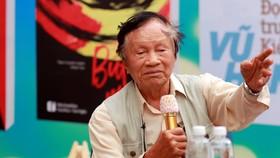 Nhà văn Vũ Hạnh qua đời, hưởng thọ 96 tuổi