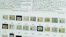 Information of Vietnamese citizen ID card is sold illegally on RaidForums