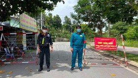 From 6pm July 30, Thu Duc City has no more medical lockdown area in ward level.