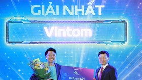 The first prize of Viet Solutions 2021