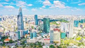 HCMC has become increasingly modern. (Photo: SGGP)