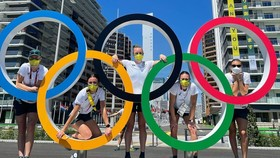 Đoàn thể thao Australia đã sẵn sàng bước vào tranh tài tại Olympic Tokyo 2020.