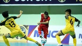 ĐT futsal Việt Nam sẵn sàng cho mục tiêu giành vé tham dự VCK châu Á 2020. Ảnh: Anh Trần