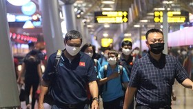 Gặp Australia là cơ hội quý giá cho ĐT Việt Nam cọ xát. Ảnh: HỮU THÀNH
