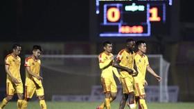 Thanh Hóa trở thành đội thứ 2 trắng tay trên sân nhà ở vòng 1 LS V-League 2020. Ảnh: MINH HOÀNG