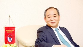 Chủ tịch VFF Lê Khánh Hải