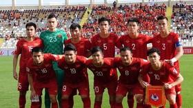 Đội tuyển Việt Nam giữ hạng 94 thế giới. Ảnh: DŨNG PHƯƠNG