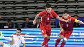 Futsal Việt Nam kỳ vọng sẽ sớm trở lại sau khi không thành công ở sân chơi châu Á 2 năm trước. Ảnh: Anh Trần