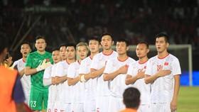 ĐT Việt Nam đang là ĐKVĐ AFF Cup.