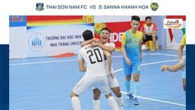 Thái Sơn Nam có chiến thắng kịch tính trước Sanna Khánh Hòa.
