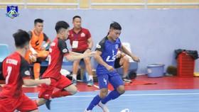 Thái Sơn Nam đang dẫn đầu bảng sau khi kết thúc lượt đi. Ảnh: TSNFC