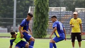 Các cầu thủ U16 Việt Nam vẫn còn mục tiêu trong năm nay ở giải vô địch Đông Nam Á