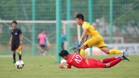 Cầu thủ trẻ cần nhiều trận đấu để cọ xát. Ảnh: MINH HOÀNG