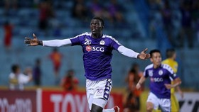 Omar trở lại, hàng công của Hà Nội FC sẽ lợi hại hơn