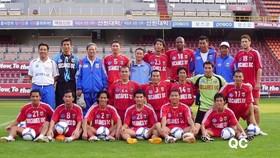B.Bình Dương là 1 trong 4 đội V-League từng dự AFC Champions League. Ảnh: Quốc Cường
