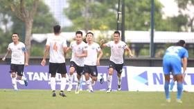 Bình Định đang trở lại ở cuộc đua thăng hạng