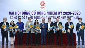 Ban điều hành Công ty VPF nhiệm kỳ 2020-2023