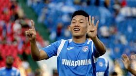 Cầu thủ trẻ Hai Long. Ảnh: HNFC
