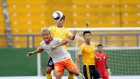 Đà Nẵng đang dẫn đầu giải tập huấn ở Bình Dương