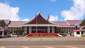 Điện mừng Đại hội đại biểu toàn quốc lần thứ XI của Đảng Nhân dân Cách mạng Lào