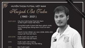 HLV Huỳnh Bá Tuấn