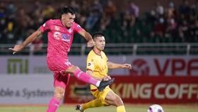 Hàng công của Sài Gòn FC vẫn là vấn đề khi lệ thuộc nhiều vào Đỗ Merlo