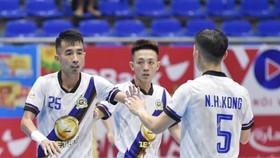 Trọng Luân cùng Zetbit Sài Gòn đang thăng hoa ở giải futsal VĐQG 2021