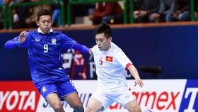 Việt Nam và Thái Lan là 2 frong 4 đội tham dự vòng play-off