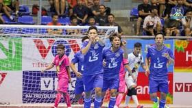 Thái Sơn Nam khẳng định sức mạnh của nhà vô địch