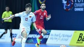 ĐT futsal Việt Nam sẽ gặp Lebanon ở vòng play-off