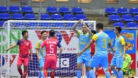 Khánh Hòa thắng cách biệt 7 bàn trước Tân Hiệp Hưng