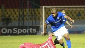 Yếu từ nội lẫn ngoại lực, Sài Gòn FC chỉ còn cái bóng của chính mình