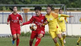 Trận chung kết giải bóng đá nữ Cúp QG 2021 chưa ấn định được ngày tổ chức