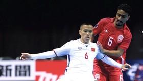 Futsal Việt Nam với mục tiêu lần thứ 2 liên tiếp dự World Cup