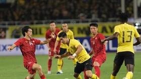 Tuấn Anh lỡ hẹn trong trận gặp Malaysia