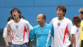 Thầy trò HLV Park Hang-seo có thể gặp Hàn Quốc ở vòng loại thứ 3.