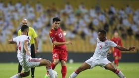 Cơ chế đặc biệt được dành cho đội tuyển Việt Nam tại vòng loại 3 World Cup 2022. Ảnh: Thiều Anh
