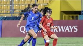 Hoàng Quỳnh với nhiều khát vọng ở lần trở lại đội tuyển. Ảnh: FBNV