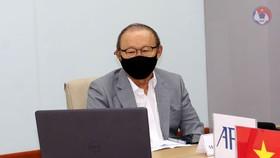 VFF đề xuất thực hiện cách ly 7 ngày thay vì 14 ngày với HLV Park Hang-seo và các cộng sự