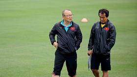 Trợ lý Lee sẽ tạm thay thầy Park hướng dẫn đội tuyển tập luyện đến ngày 11-8