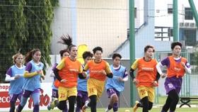 Đội tuyển nữ Việt Nam hướng đến mục tiêu tham dự VCK World Cup 2023