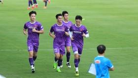 Đội tuyển Việt Nam tích cực chuẩn bị cho vòng loại cuối World Cup 2022
