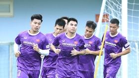 Đội tuyển Việt Nam tích cực chuẩn bị cho trận gặp Saudi Arabia ngày 2-9