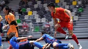 """Đội tuyển futsal có trận """"làm nóng"""" quý giá trước Nhật Bản"""