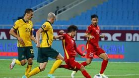 Đội tuyển Việt Nam gây ấn tượng qua 2 trận đấu đầu tiên. Ảnh: MINH HOÀNG