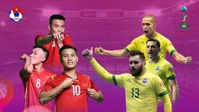 Brazil đang giữ kỷ lục thế giới về số bàn thắng trong 1 trận, sẽ là thử thách lớn cho các cầu thủ Việt Nam