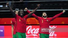 Tân vô địch futsal World Cup Bồ Đào Nha