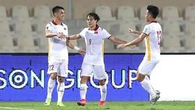 Tiến Linh tỏa sáng ở hai trận vòng loại World Cup 2022 mới đây cùng đội tuyển Việt Nam